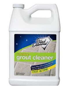 Black Diamond bathroom grout cleaner 1 gallon review