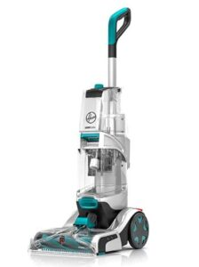 Hoover home carpet cleaner with automatic cleaning technology