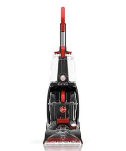 Hoover residential carpet cleaner for pets