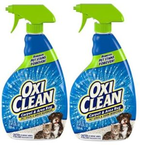 OxiClean carpet cleaner for grout cleaning