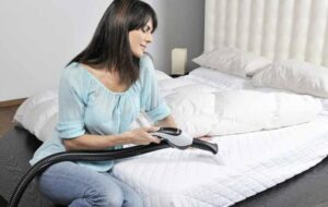 can you use a steam cleaner on a mattress