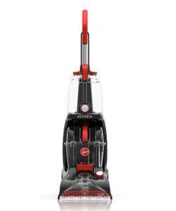 Hoover lightweight carpet shampooer