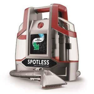Hoover cheap carpet cleaner for spots and stains