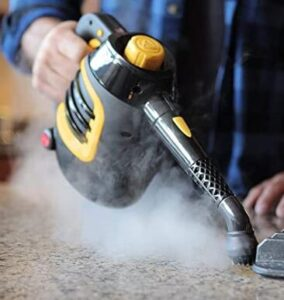 mcculloch handheld steam cleaner mc1230