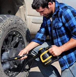 mcculloch 1230 handheld cleaner for auto detailing