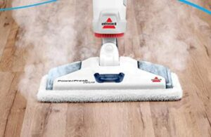 Bissell 1806 steam mop for wood floors