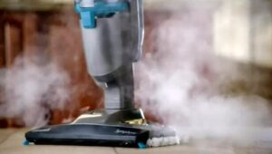 bissell symphony 1132a hardwood floor steamer and vacuum cleaner
