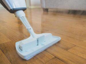 best mop for steaming vinyl floors