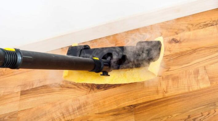 steam your vinyl plank flooring with a thorough cleaning