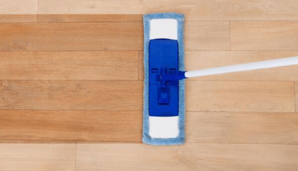 protect vinyl plank flooring
