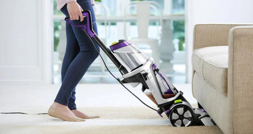 can you use a floor steamer on carpet