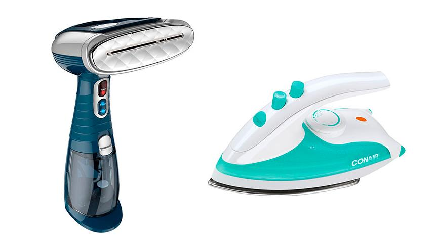 difference between iron and steamer