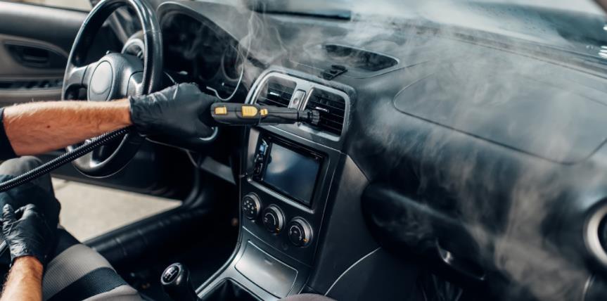 steps to detail a car interior