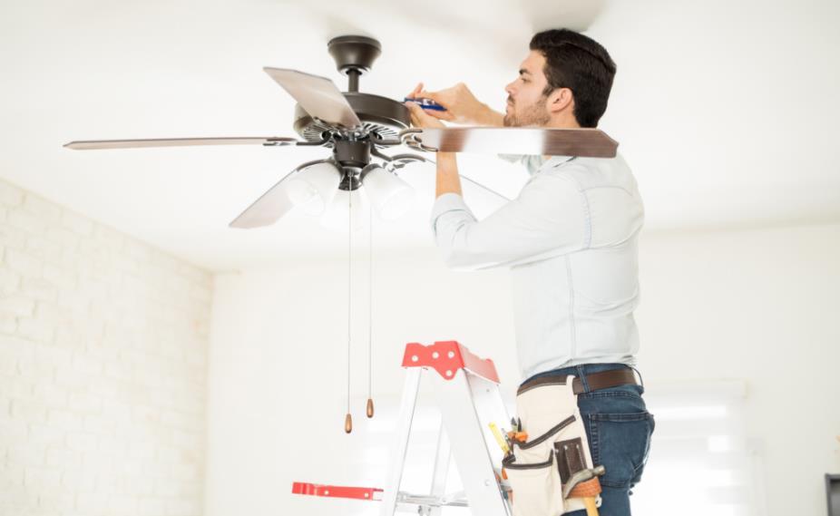 cleaning lasko tower fan
