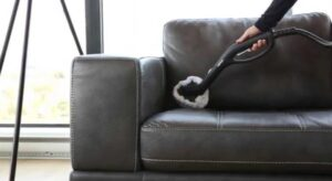 how to get cat urine smell out of leather couch