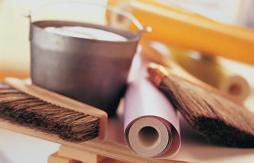 wallpaper scoring tools and materials